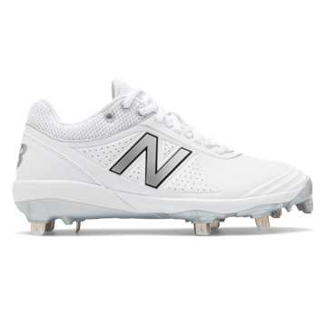 New Balance Fuse v2 Low Cut Metal, White with Silver