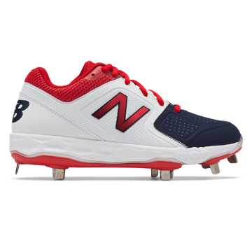 New Balance Fresh Foam Velo1, Blue with Red
