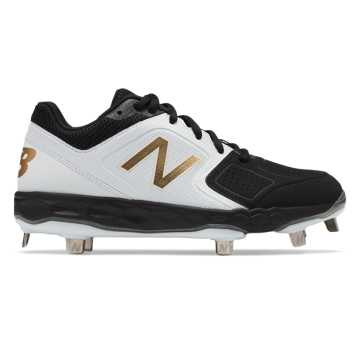 New Balance Fresh Foam Velo1, Black with White