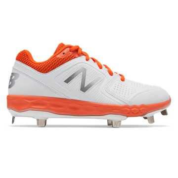 New Balance Fresh Foam Velo1, Orange with White
