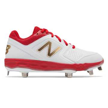 New Balance Fresh Foam Velo1, Red with White
