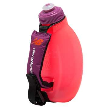 New Balance Helium Sprint Palm Holder, Bright Cherry with Jewel