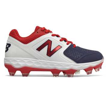 New Balance Fresh Foam SPVELOv1, Red with White & Blue