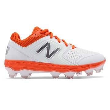 New Balance Fresh Foam SPVELO, Orange with White