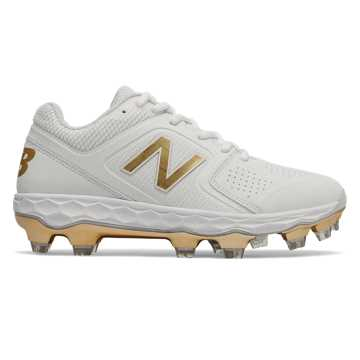 New Balance Fresh Foam SPVELO, White with Gold