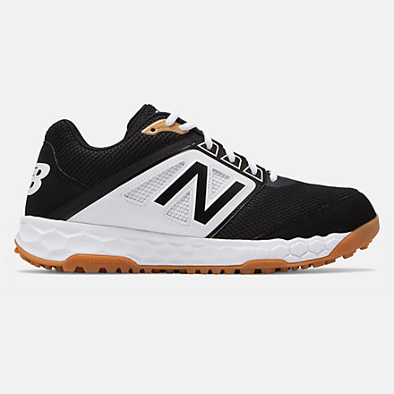New Balance Fresh Foam 3000v4 Turf, T3000BK4 image number null