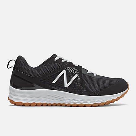 New Balance Fresh Foam 3000v5 Turf, T3000BK5 image number null