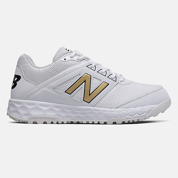 New Balance Fresh Foam 3000v4 White Gold Turf, T3000OA4
