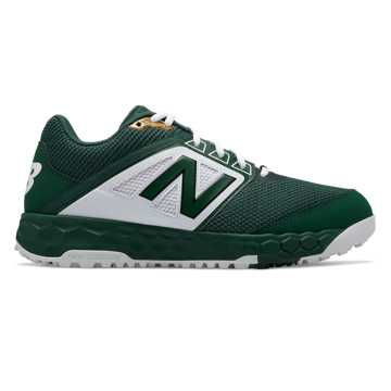 New Balance Fresh Foam 3000v4 Turf, Green with White