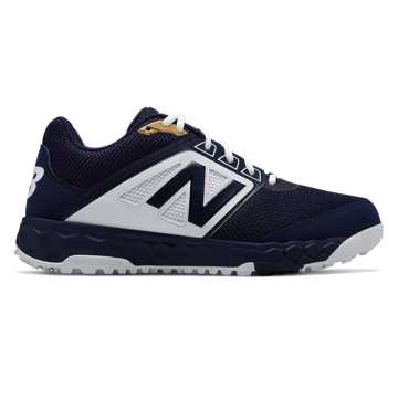 New Balance Fresh Foam 3000v4 Turf, Navy with White
