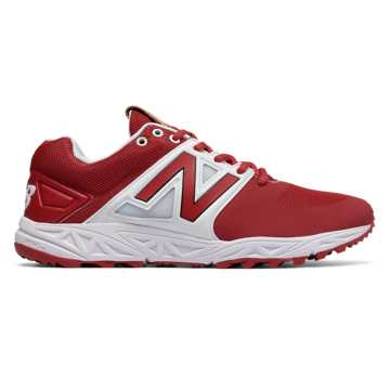 New Balance Turf 3000v3, Red with White