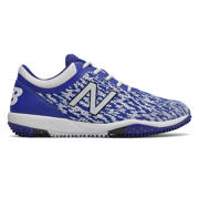 New Balance 4040v5 Turf, Team Royal with White