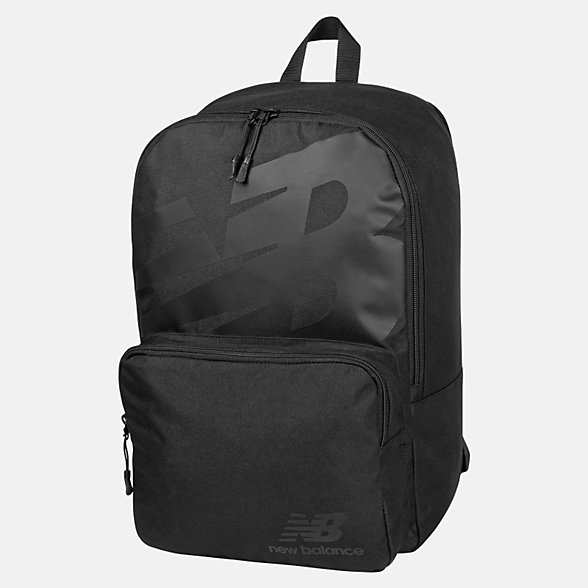 New Balance Team Oversize Backpack, TMBOVBK8BK