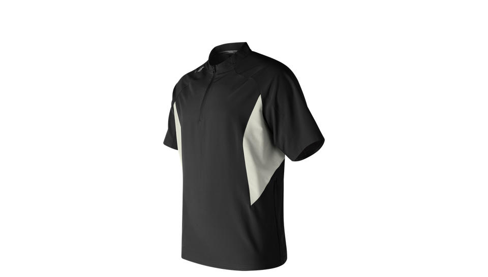 Short Sleeve Ace Baseball Jacket - Men's 412 - Jackets, Team - New ...