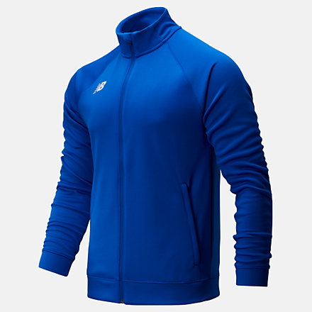 New Balance Knit Training Jacket, TMMJ720TRY image number null
