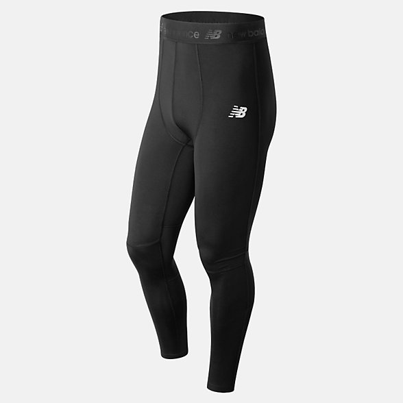 New Balance NB Performance Tech Tight, TMMP701TBK