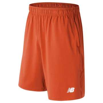 New Balance Baseball Tech Short, Team Orange