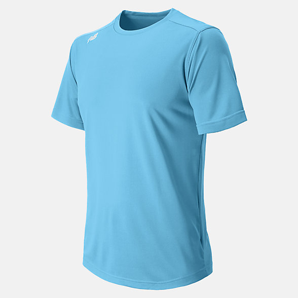 New Balance Short Sleeve Tech Tee, TMMT500CB