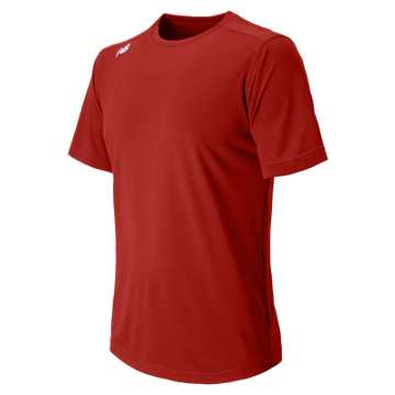 New Balance Short Sleeve Tech Tee, Sedona Red