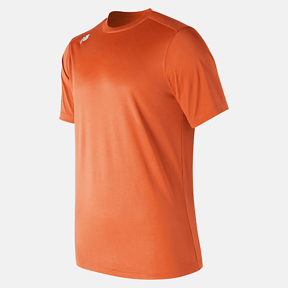 New Balance Short Sleeve Tech Tee, TMMT500TMO