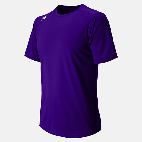 New Balance Short Sleeve Tech Tee, TMMT500TPU