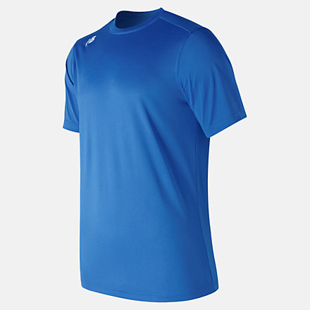 New Balance Short Sleeve Tech Tee, TMMT500TRY image number null