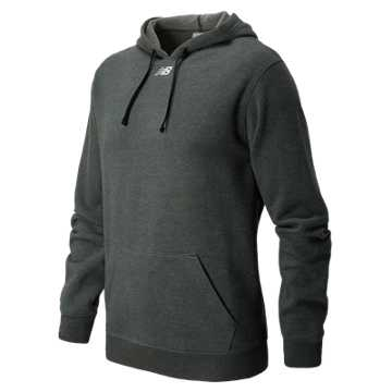 New Balance Baseball Sweatshirt, Black Heather