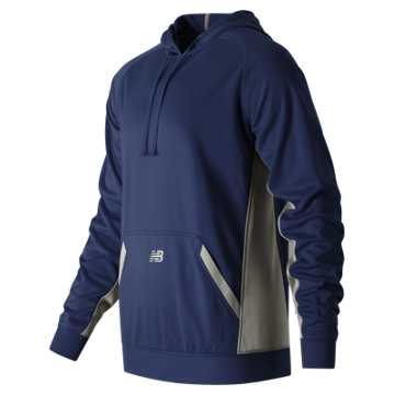 New Balance Baseball Tech Hoodie, Team Navy
