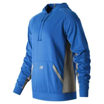 New Balance Baseball Tech Hoodie, Team Royal