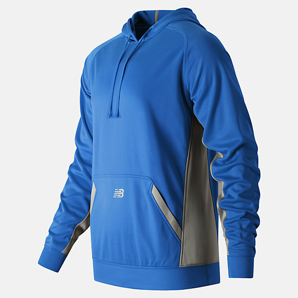 New Balance Baseball Tech Hoodie, TMMT606TRY