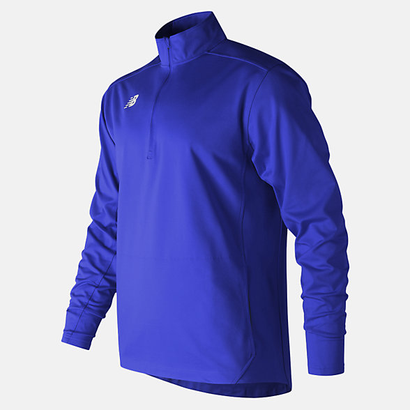 New Balance Lightweight Solid Half Zip, TMMT710TRY