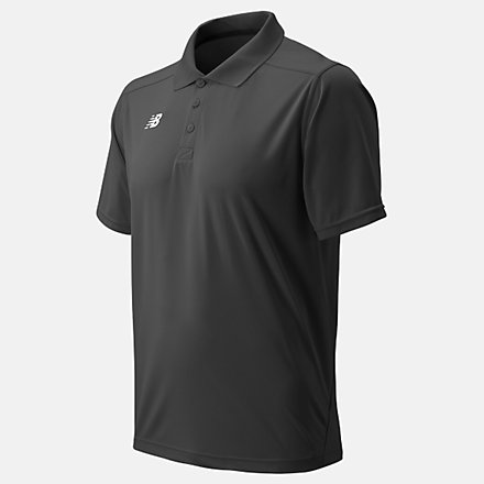 New Balance Tech Polo, TMMT714TBK image number null