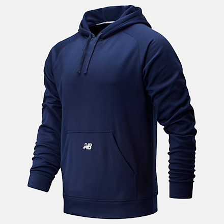 New Balance Perf Tech Hoody, TMMT719TNV image number null