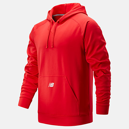New Balance Perf Tech Hoody, TMMT719TRE image number null