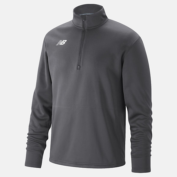 New Balance Thermal Half Zip, TMMT725GNM