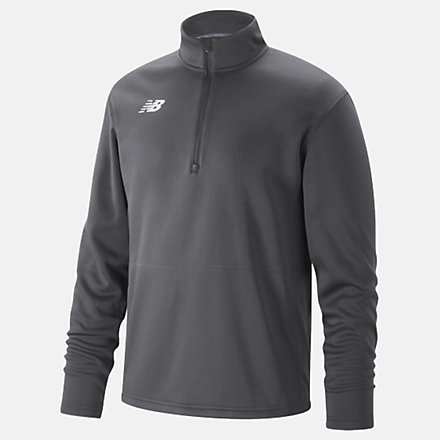 New Balance Thermal Half Zip, TMMT725GNM image number null