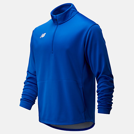 New Balance Thermal Half Zip, TMMT725TRY image number null