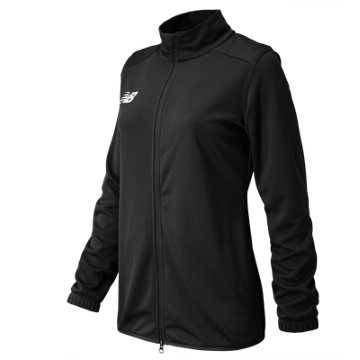 New Balance NB Knit Training Jacket, Team Black