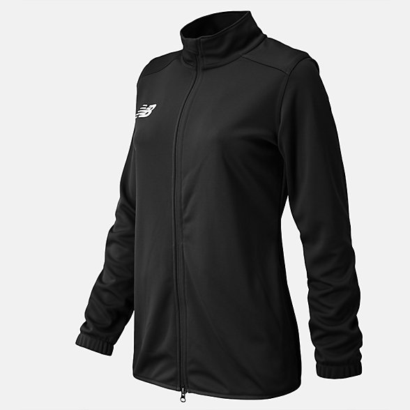 New Balance NB Knit Training Jacket, TMWJ599BK