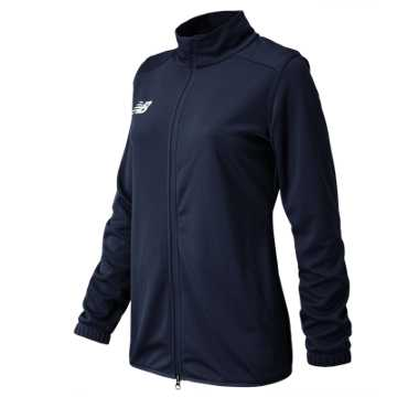 New Balance NB Knit Training Jacket, Team Navy