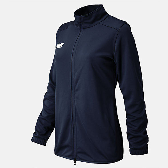 New Balance NB Knit Training Jacket, TMWJ599NV