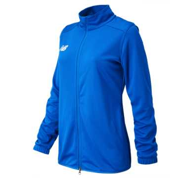 New Balance NB Knit Training Jacket, Team Royal