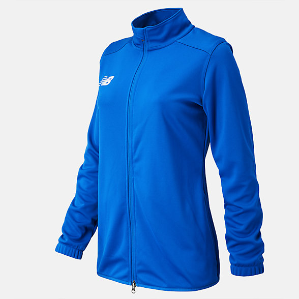 New Balance NB Knit Training Jacket, TMWJ599RL