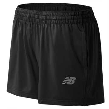 New Balance NB Tech Short, Team Black