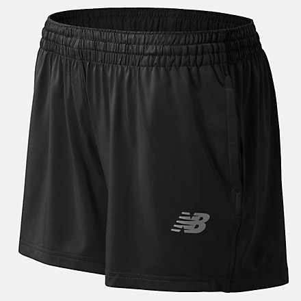 New Balance NB Tech Short, TMWS555TBK image number null