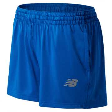 New Balance NB Tech Short, Team Royal