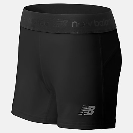 New Balance NB Compression Short, TMWS609BK image number null