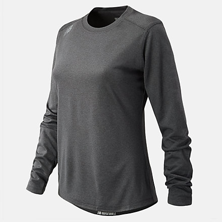 New Balance NB Long Sleeve Tech Tee, TMWT501DH image number null