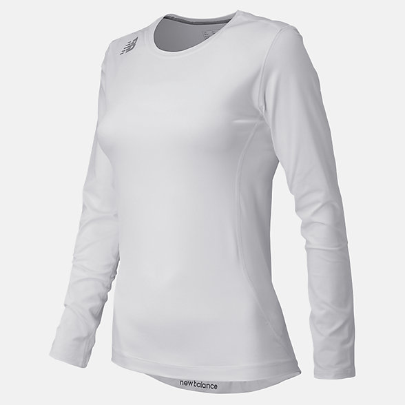 New Balance NB Long Sleeve Compression Top, TMWT708WT