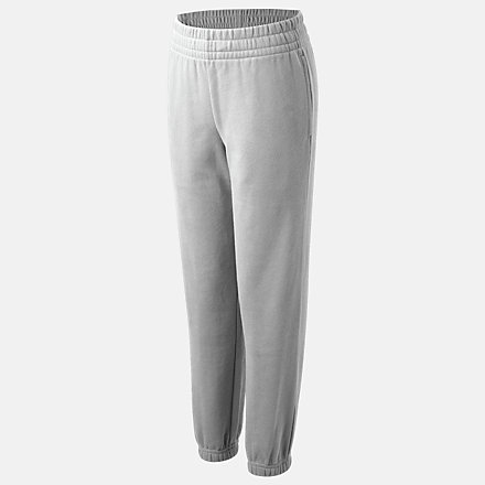 New Balance NBY Fleece Pant, TMYP502ALY image number null